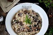 Italian Feast in Collaboration with Pzza.co