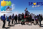 Qornet el Sawda HIKE with DALE CORAZON