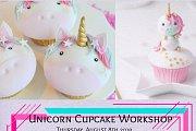 Unicorn Cupcake Workshop