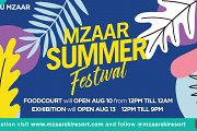 Mzaar Summer Festival 2019