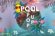 Acampar Pool! Pop up