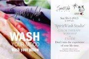 """""""SpiritWash Studio"""" Event"""