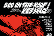 BGC on the Roof Starring Keb Darge