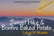 *HIKING in Akoura (lakes) with LEBANON OUTDOOR ACTIVITIES*