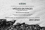 Vagues Sauvages - Art Exhibition