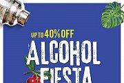 Alcohol Fiesta at Spinneys