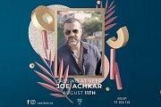 Joe Achkar at Veer Beach Club
