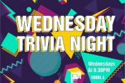 Wednesday Trivia Nights
