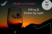 Ehden: Hiking at Sunset & Ehden by Night with Green Steps