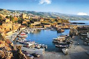 Jeita, Harissa, Byblos Small Group Tour
