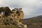 Hiking Kfar Bnine with Wolves Clan