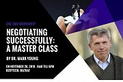 Negotiating Successfully: A Masterclass by Dr. Mark Young