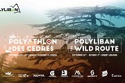 "Polyathlon Des Cedres 2019 & Polyliban ""The Wild Route"""