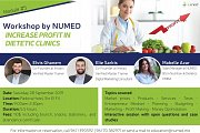 Increase Profit in Dietetic Clinics Workshop by NUMED