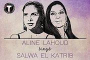 Aline Lahoud sings Salwa El Katrib