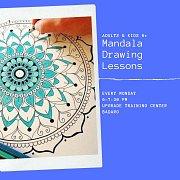Mandala Drawing Lessons