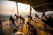 SPAYCE Yoga at ODOM Retreat
