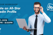 Create an all-star LinkedIn Profile Workshop at S17 by I Have Learned Academy
