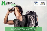 Birdwatching Tour with Lebanon Birdwatching Tour