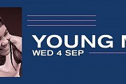 URBN Presents: YOUNG M.A Live at Caprice LTD