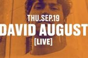 David August [Live] at AHM