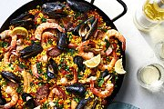 Girls Night Out: The Royal Paella