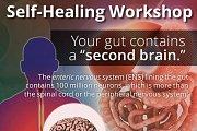 Self-Healing Workshop: Gut & Brain Healing