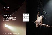B018 Live Presents Khansa