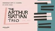 Arthur Satyan Trio Live at Salon Beyrouth