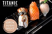 "Open Sushi Night ""Thursdays"""
