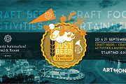 JUST BEER - Craftsmanship celebration at Kempinski Summerland Hotel