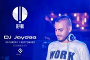 DJ JayDee at BeYOU!
