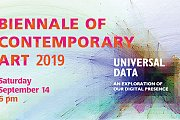 Biennale of Contemporary Art 2019 | Universal Data