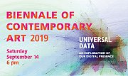 Biennale of Contemporary Art 2019 | Universal Data