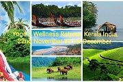 Shanti Yoga and welness retreat to India from Lebanon