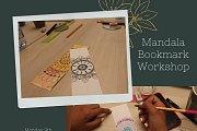 Mandala Bookmark Workshop