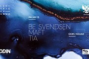Electric Sundown x ODIN present Be Svendsen