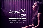 Acoustic Night with DIVA