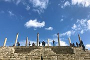 Tyre Ruins with Mira's Guided Tours