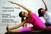 Prenatal/Pregnancy Pilates with Duna