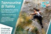 Rock Climbing Trip at Tannourine El Tahta