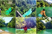 Chouwen Hiking & Swimming with Zingy Ride
