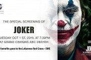 The Special Screening of Joker