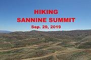 Hiking Sannine Summit with Rovers Lebanon