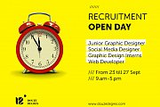 Recruitment Open Day at Douze Degres