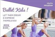 Ballet for Kids - Free Trial Class