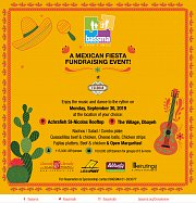 A Mexican Fiesta Night - Fundraising for Bassma NGO