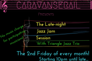 The Late-Night Jazz Jam Session