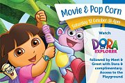 DORA the Explorer Movie plus Meet DORA