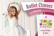 Ballet Classes with Marina